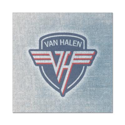 Наклейка (стикер) Van Halen