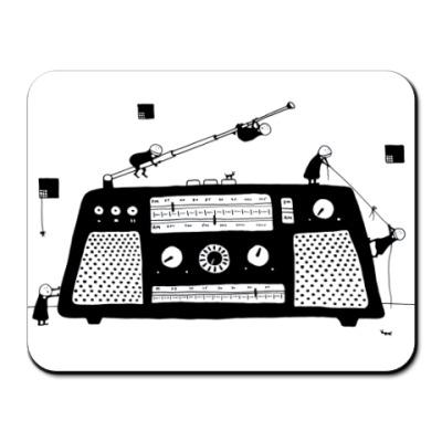 Коврик для мыши Радио