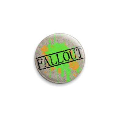 Значок 25мм  Fallout 2