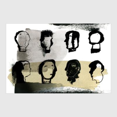 Постер Физические лица