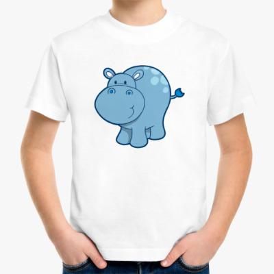 Детская футболка Слоненок