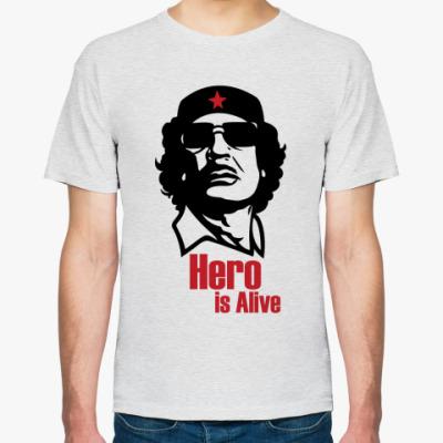 Футболка  Каддафи