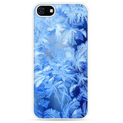 Чехол для iPhone Зимние узоры