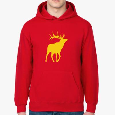 Толстовка худи Deer