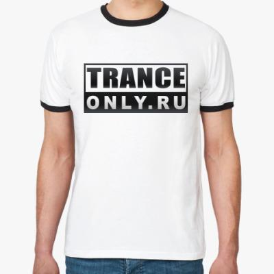 Футболка Ringer-T TranceOnly