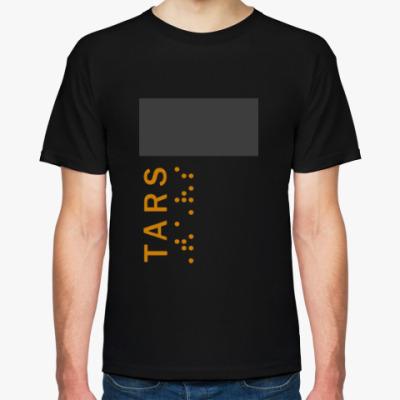 Футболка Interstellar: TARS