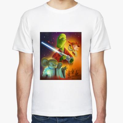 Футболка  Чебураки Star Wars