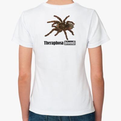 Классическая футболка Theraphosa