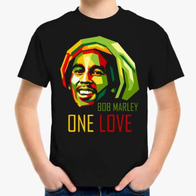 Детская футболка Боб Марли