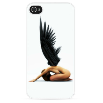 Чехол для iPhone tired angel