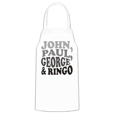 Фартук  John.Paul.George&Ringo