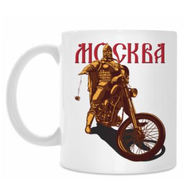 Кружка Москва. Юра