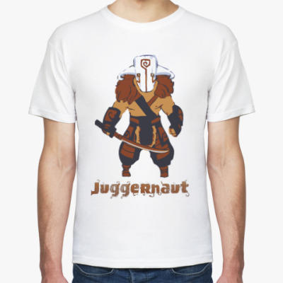 Футболка Juggernaut