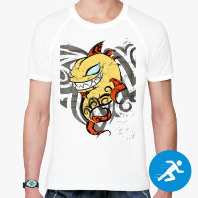 Спортивная футболка Золотой Рыб