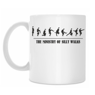Кружка Silly Walkes