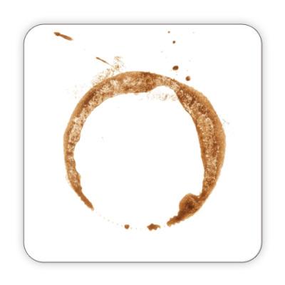 Костер (подставка под кружку) Кофейная
