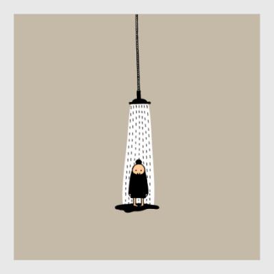 Постер Shower