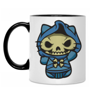 Кружка Kitty Скелетор