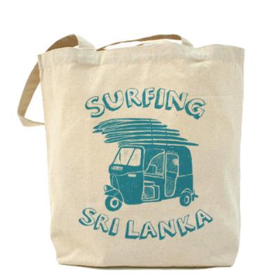 Сумка Surfing Sri Lanka
