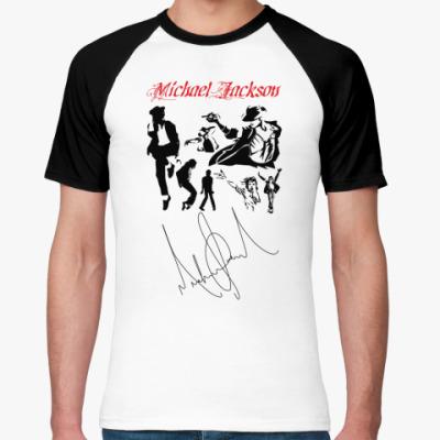 Футболка реглан Jackson mix