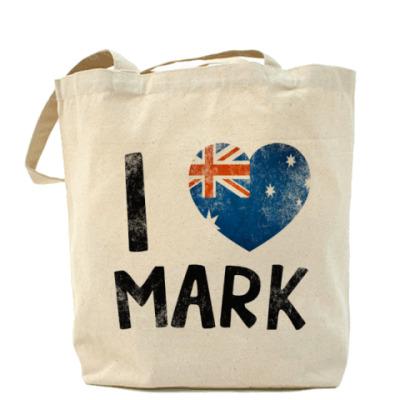 Сумка I LOVE MARK