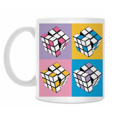 Кружка Rubik