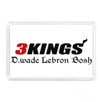 Магнит Три короля