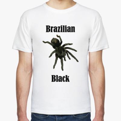Футболка Brazilian black