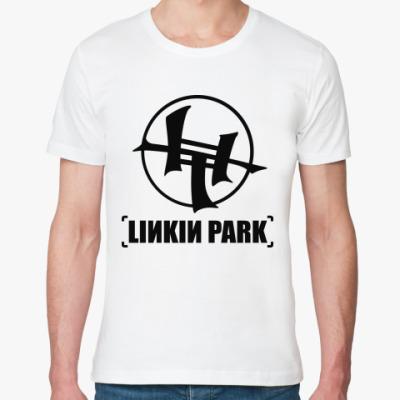 Футболка из органик-хлопка Linkin Park