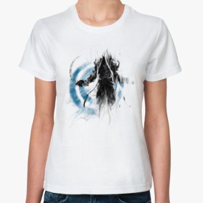 Классическая футболка Ангел Смерти