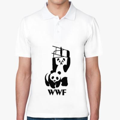 Рубашка поло  WWF