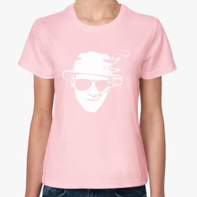 Женская футболка Страх и ненависть в Лас- Вегасе