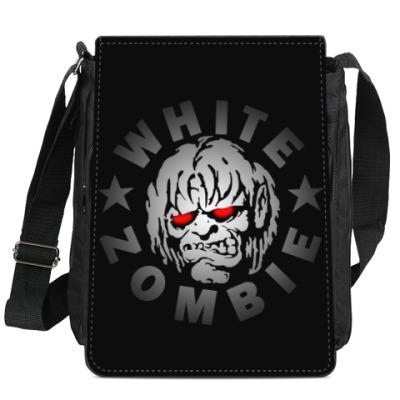 Сумка-планшет White Zombie