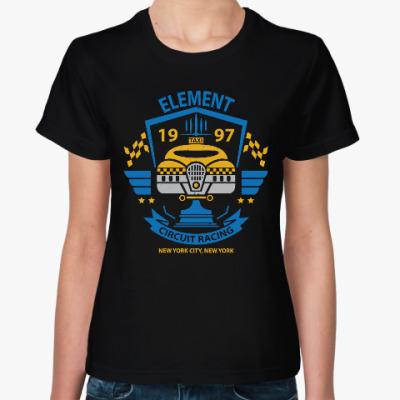 Женская футболка Пятый Элемент