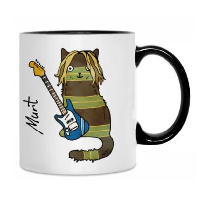 Murt из серии 'Music cats'