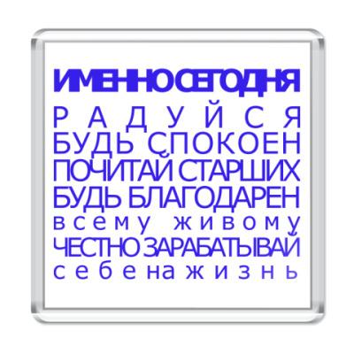 Магнит Рейки