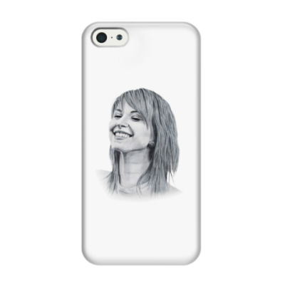 Чехол для iPhone 5/5s Hayley Williams