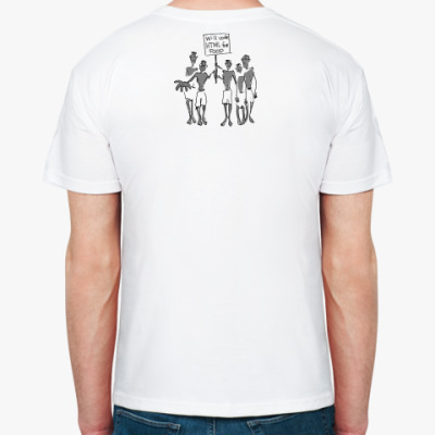 Футболка  футболка HTML