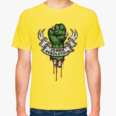 Футболка Революция Зомби