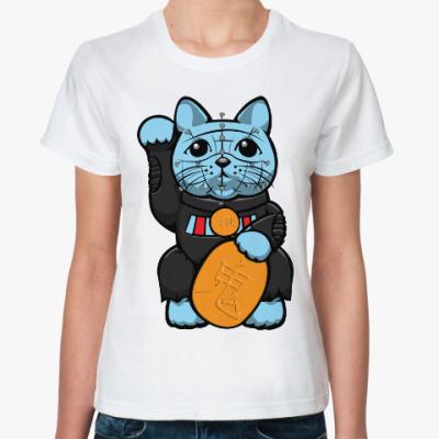Классическая футболка Пинхед