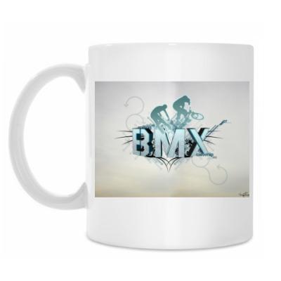 Кружка Бмх с напитками