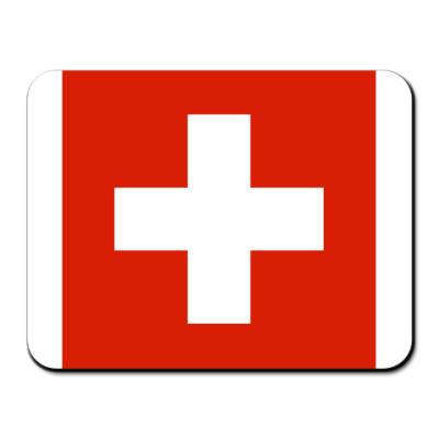 Коврик для мыши Коврик Швейцария