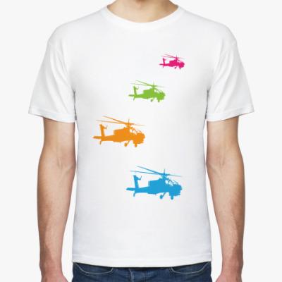 Футболка Вертолёты
