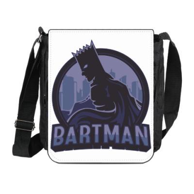 Сумка на плечо (мини-планшет) Bartman