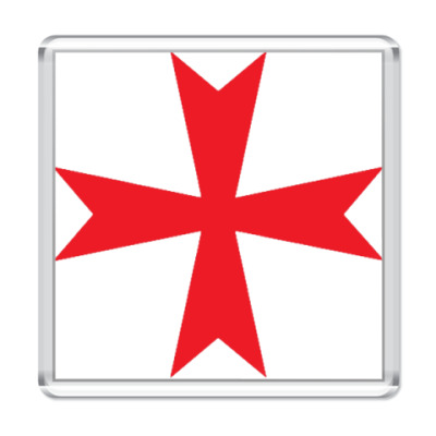 Магнит Maltese Cross