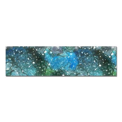 Наклейка (стикер) Млечный путь