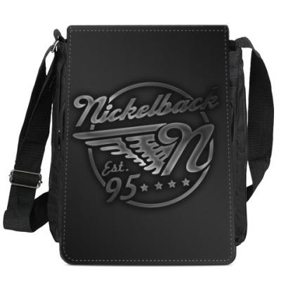 Сумка-планшет Nickelback