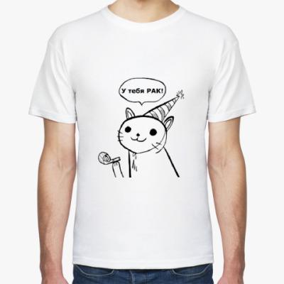 Футболка Пати-кот