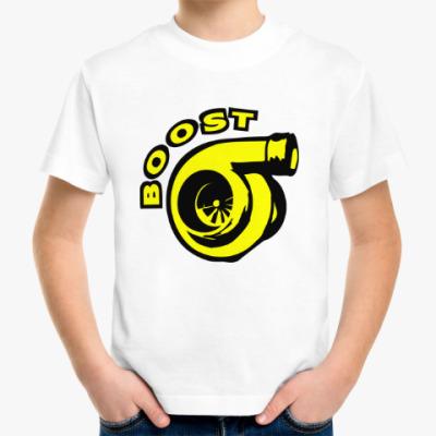 Детская футболка Boost