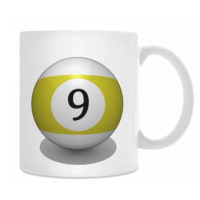'Бильярдный шар 9'